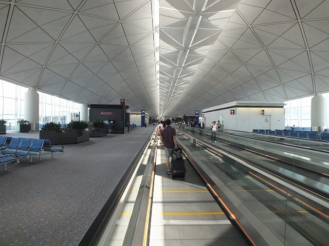 香港国際空港 12