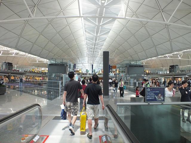 香港国際空港 6