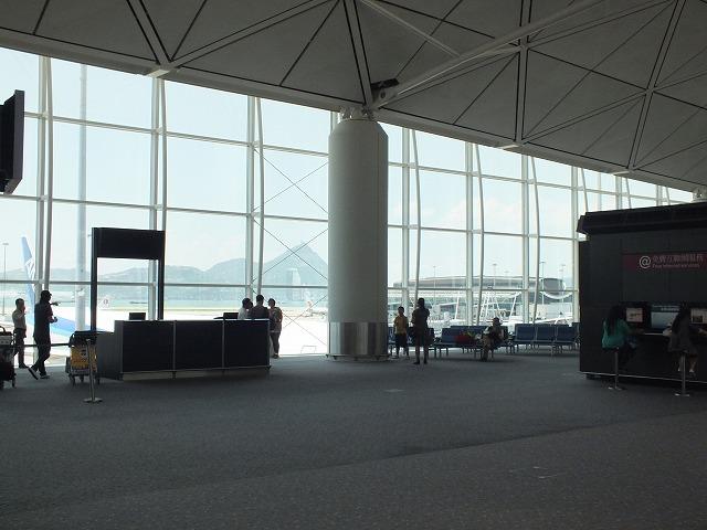 香港国際空港 19