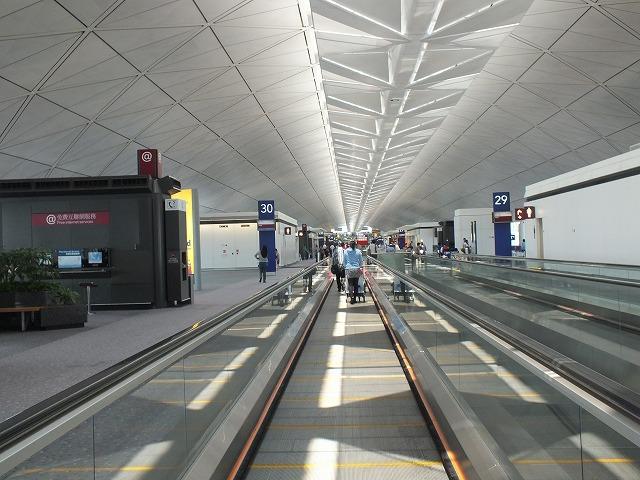 香港国際空港 20