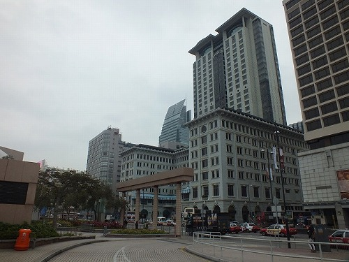 香港ペニンシュラホテル