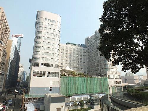 香港 YMCA サリスベリー ホテル