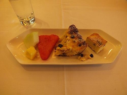 香港ハーバーシティのイタリア料理Spasso