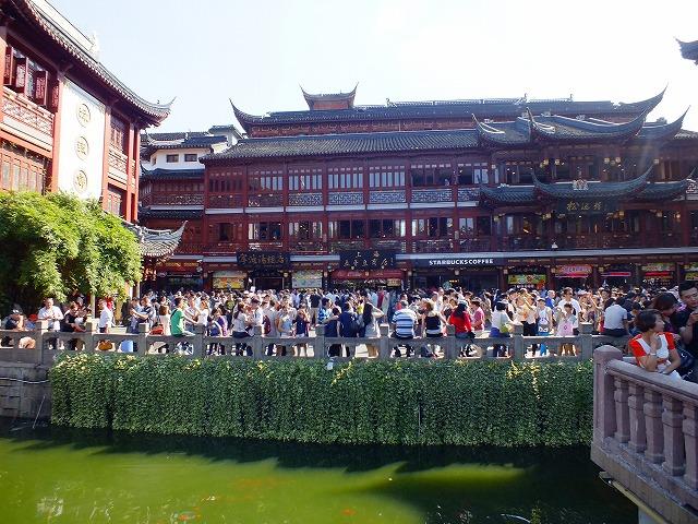 上海の豫園