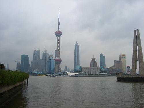 上海(2005年10月)の様子 1
