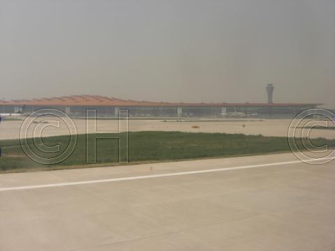 北京国際空港(2008年5月) 1
