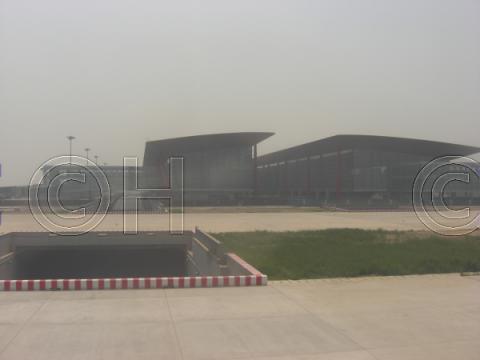 北京国際空港(2008年5月) 2