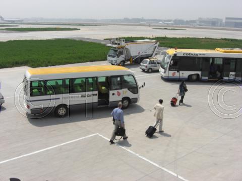 北京国際空港(2008年5月) 4