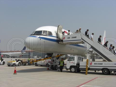 北京国際空港(2008年5月) 5