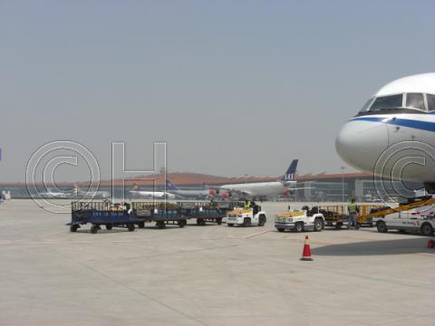 北京国際空港(2008年5月) 6