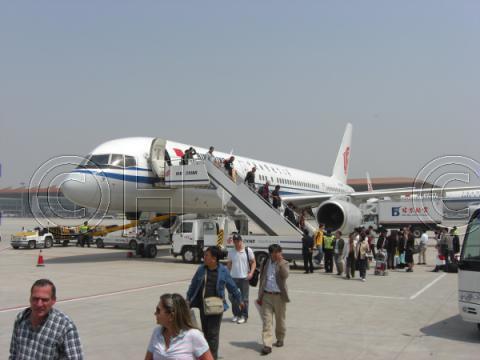 北京国際空港(2008年5月) 7