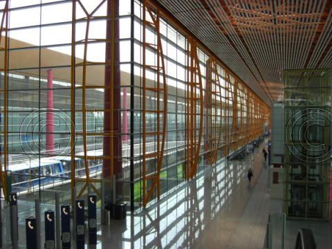 北京国際空港(2008年5月) 8