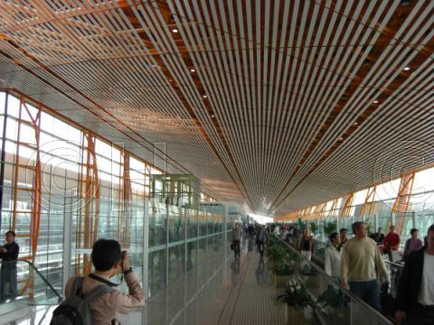 北京国際空港(2008年5月) 9
