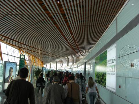 北京国際空港(2008年5月) 10