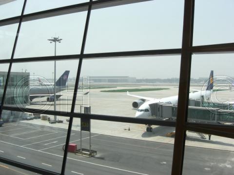 北京国際空港(2008年5月) 11