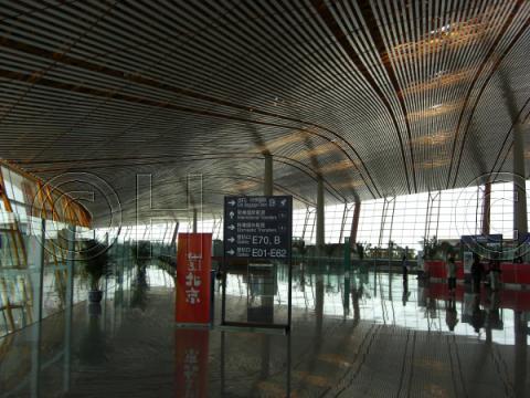 北京国際空港(2008年5月) 13