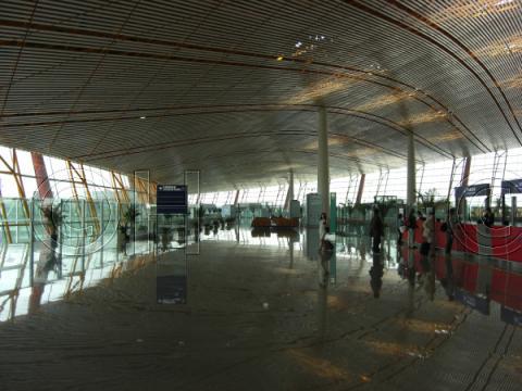 北京国際空港(2008年5月) 15