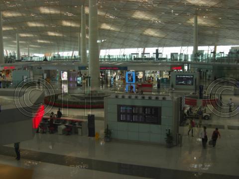 北京国際空港(2008年5月) 18