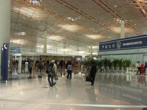 北京国際空港(2008年5月) 17