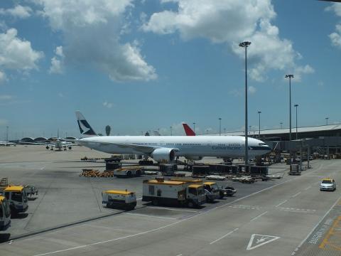 香港国際空港 1