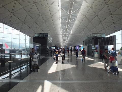 香港国際空港 5
