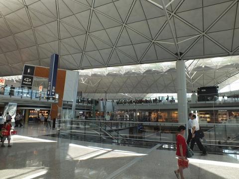 香港国際空港 7