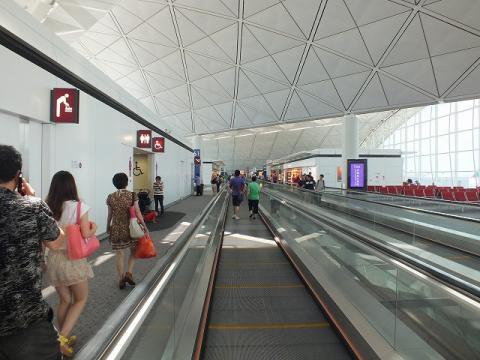 香港国際空港 2