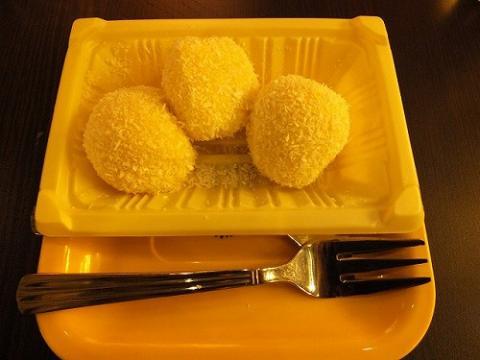 满记甜品のマンゴースィーツ