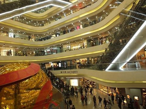香港タイムズスクエア時代広場