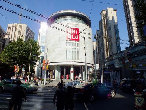 上海ユニクロ旗艦店