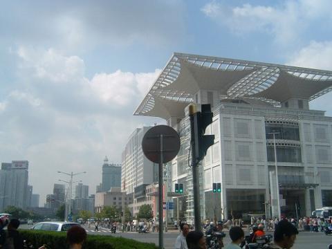 上海(2005年10月)の様子 3