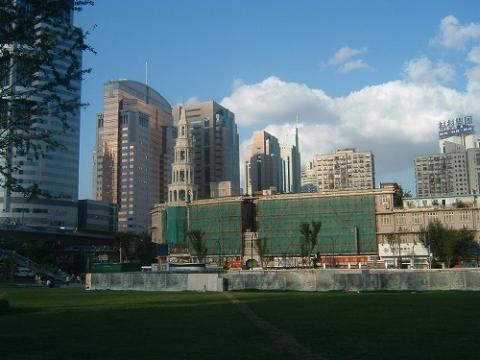 上海(2005年10月)の様子 5